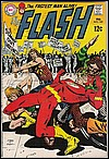 Flash #185 - Hippie cover, 1968