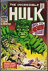First Hulk in own book, Apr 1968, Marvel