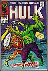 2nd Hulk in own book, May, 1968