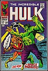 2nd Hulk in own book, May 1968 - Marvel