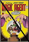 Calling John Force, Magic Agent #2 (ACG, 1961)