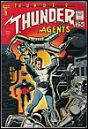 T.H.U.N.D.E.R. Agents #1 (Tower, 1967)